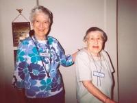 Ann B. & Lilo